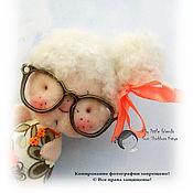 Куклы и игрушки ручной работы. Ярмарка Мастеров - ручная работа КУКА. Миниатюрная кукла. БРОШЬ.. Handmade.