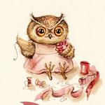 Мастерская Совы (owlhollow) - Ярмарка Мастеров - ручная работа, handmade