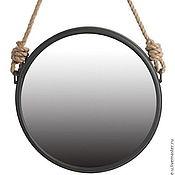 Для дома и интерьера ручной работы. Ярмарка Мастеров - ручная работа Зеркало подвесное. Handmade.