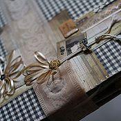 """Канцелярские товары ручной работы. Ярмарка Мастеров - ручная работа Альбом """" Порхающая бабочка"""". Handmade."""