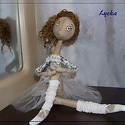Куклы и игрушки ручной работы. Ярмарка Мастеров - ручная работа Балерина Майя. Handmade.