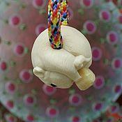 Куклы и игрушки handmade. Livemaster - original item Abduction of cheese. Handmade.