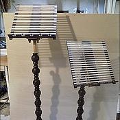 Для дома и интерьера ручной работы. Ярмарка Мастеров - ручная работа Деревянный пюпитр. Handmade.