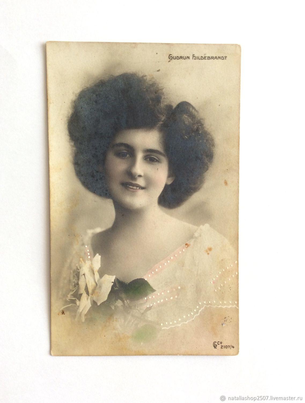Кристине, открытки 1913 года