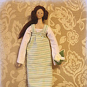 Куклы и игрушки ручной работы. Ярмарка Мастеров - ручная работа Народная кукла. Handmade.