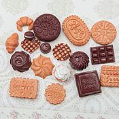 Материалы для творчества handmade. Livemaster - original item sweets from polymer clay. Handmade.