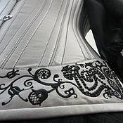 """Одежда ручной работы. Ярмарка Мастеров - ручная работа Корсет """"Вдохновение"""". Handmade."""