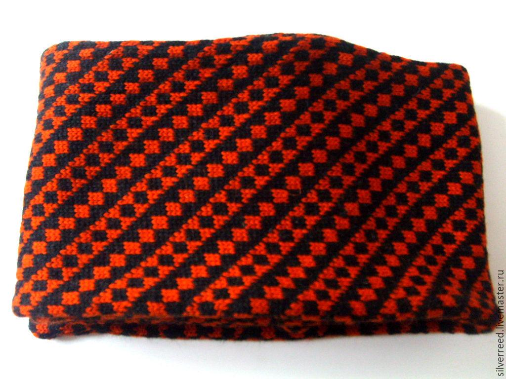 Шерстяной шарф, Шарфы и шарфики, Москва, Фото №1