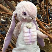 Куклы и игрушки ручной работы. Ярмарка Мастеров - ручная работа Зайка Lilu. Handmade.