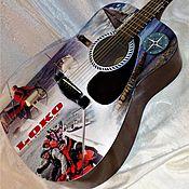 Музыкальные инструменты ручной работы. Ярмарка Мастеров - ручная работа Гитара яхтсмена. Handmade.