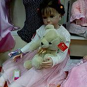 Куклы и игрушки ручной работы. Ярмарка Мастеров - ручная работа анжелика 1. Handmade.