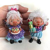 Куклы и игрушки ручной работы. Ярмарка Мастеров - ручная работа День рождения. Handmade.