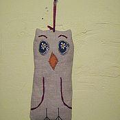 """Куклы и игрушки ручной работы. Ярмарка Мастеров - ручная работа Примитивная игрушка """"Совенок"""". Handmade."""