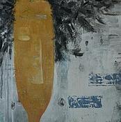 """Картины и панно ручной работы. Ярмарка Мастеров - ручная работа Абстрактная картина """"Сон в летнюю ночь"""". Handmade."""
