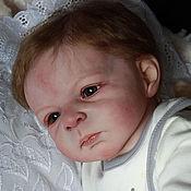 Куклы и игрушки ручной работы. Ярмарка Мастеров - ручная работа Максим. Кукла реборн. Handmade.