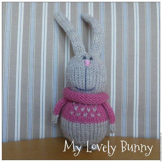 Подарки для новорожденных, ручной работы. Ярмарка Мастеров - ручная работа. Купить My Lovely Bunny. Handmade. Подарок новорожденным
