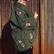 """Одежда ручной работы. Ярмарка Мастеров - ручная работа Ветровка """"стильная """". Handmade."""