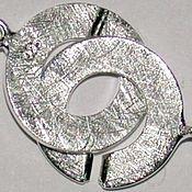 Материалы для творчества ручной работы. Ярмарка Мастеров - ручная работа 27008 - - Замочек 12 мм 925 серебро. Handmade.
