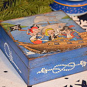 """Куклы и игрушки ручной работы. Ярмарка Мастеров - ручная работа Кубики """" ПираТики"""". Handmade."""