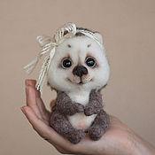 Куклы и игрушки ручной работы. Ярмарка Мастеров - ручная работа ЕжУня. Handmade.
