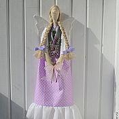 Куклы и игрушки ручной работы. Ярмарка Мастеров - ручная работа Тильда с Лавандой. Handmade.