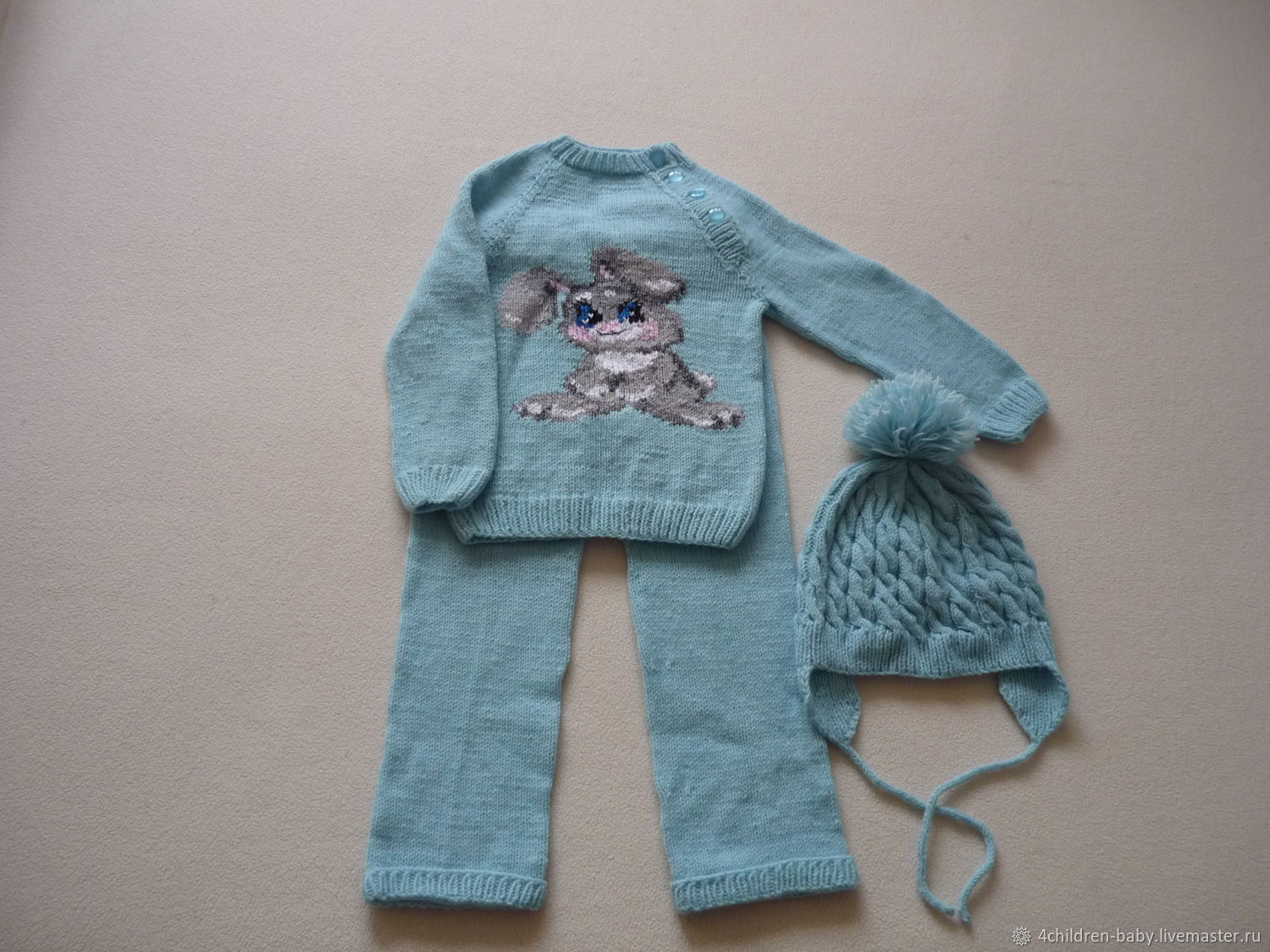 Clothing Sets: Baby Bunny Set, Collecti clothes, Moscow, Фото №1