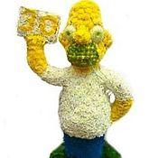Цветы и флористика handmade. Livemaster - original item Simpson of flowers. Handmade.