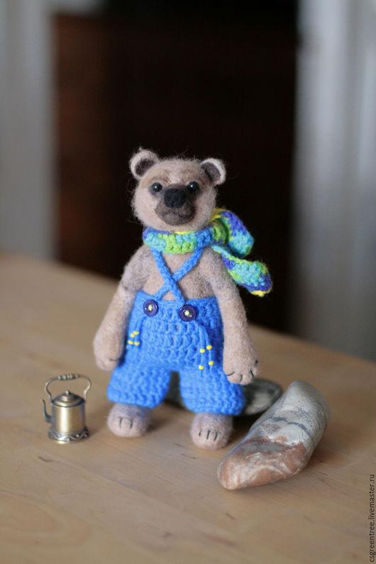 Медвежонок Федя