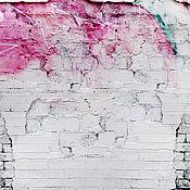 """Дизайн и реклама ручной работы. Ярмарка Мастеров - ручная работа Фотофон """"50 на 50""""  (стена/пол). Handmade."""