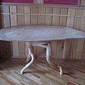 Для дома и интерьера ручной работы. Ярмарка Мастеров - ручная работа Стол обеденный. Handmade.