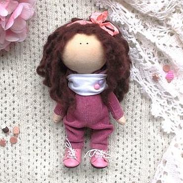 Куклы и игрушки ручной работы. Ярмарка Мастеров - ручная работа Кукла тильда, Интерьерная кукла купить в подарок. Handmade.
