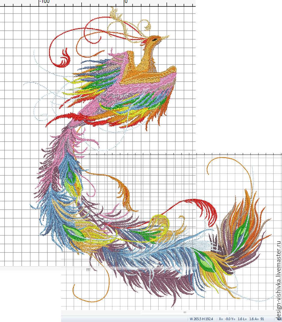 Дизайны от забавы машинная вышивка 98