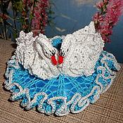 Сувениры и подарки ручной работы. Ярмарка Мастеров - ручная работа лебединое озеро. Handmade.