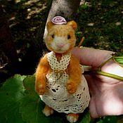 Куклы и игрушки ручной работы. Ярмарка Мастеров - ручная работа Миссис Мауси. Handmade.