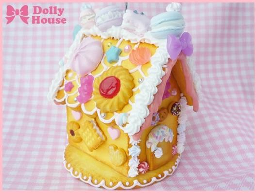"""Фоторамки ручной работы. Ярмарка Мастеров - ручная работа. Купить Держатель для фото """"Sweet Dream House"""". Handmade. Dolly house"""