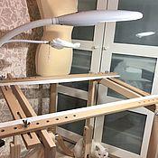 Инструменты для вышивки ручной работы. Ярмарка Мастеров - ручная работа Рама для вышивки. Handmade.