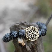 Украшения handmade. Livemaster - original item Viking compass bracelet Viking. Handmade.