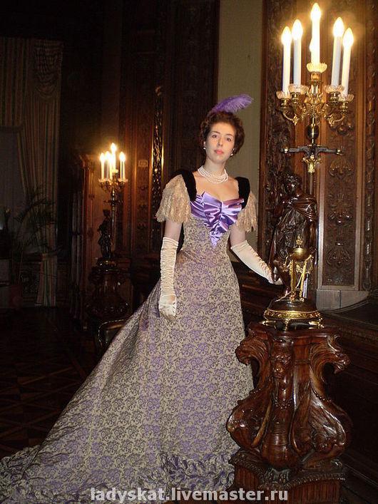 Платья ручной работы. Ярмарка Мастеров - ручная работа. Купить Бальное платье La Belle Epoque. Handmade. Пошив на заказ