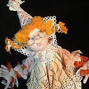 Куклы и игрушки ручной работы. Ярмарка Мастеров - ручная работа октябренок))). Handmade.