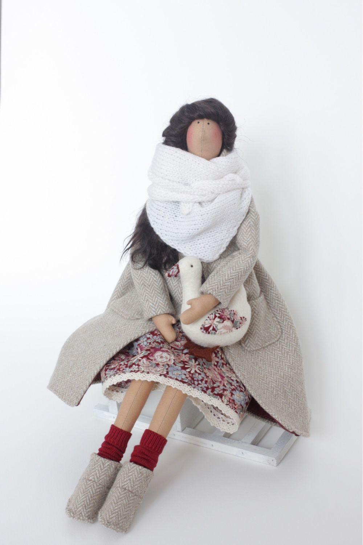 Выставка кукол тильды