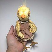 Куклы и игрушки ручной работы. Ярмарка Мастеров - ручная работа Цыплюня 1. Handmade.