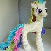 Куклы и игрушки ручной работы. Ярмарка Мастеров - ручная работа ПОНИ моя маленькая лошадка. Handmade.