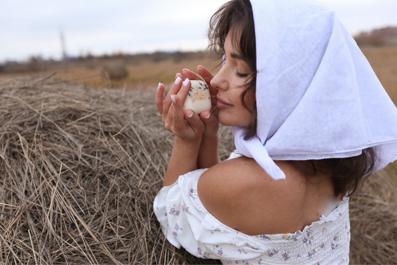Cornflower & Milk Shampoo Bar «Василёк и Молоко» Твёрдый шампунь, Шампуни, Курган,  Фото №1