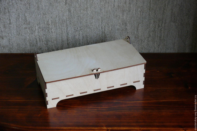 box, Blanks for decoupage and painting, Krasnodar,  Фото №1