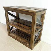 Для дома и интерьера handmade. Livemaster - original item Shoe Cabinet, kolesnica, dresser, console