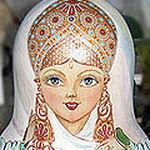 Русская матрешка (принимаю заказы) - Ярмарка Мастеров - ручная работа, handmade