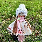 Куклы Тильда ручной работы. Ярмарка Мастеров - ручная работа Авторская кукла ручной работы. Handmade.