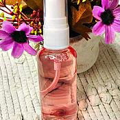 handmade. Livemaster - original item Cherry Orchard facial tonic with cherry fruit powder. Handmade.