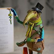 Куклы и игрушки ручной работы. Ярмарка Мастеров - ручная работа Бродяга Шмыгль. Handmade.