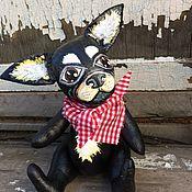 Куклы и игрушки ручной работы. Ярмарка Мастеров - ручная работа Собака. Тойчик Джек.. Handmade.